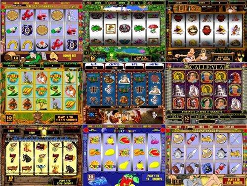 Book of Ra - бесплатный игровой слот с игрой онлайн в казино.