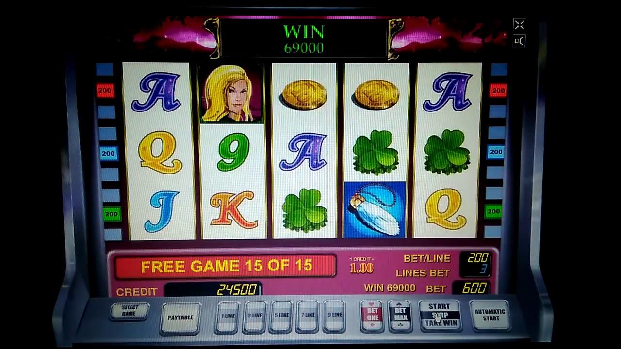 Игровой автомат Леди удача — играй бесплатно